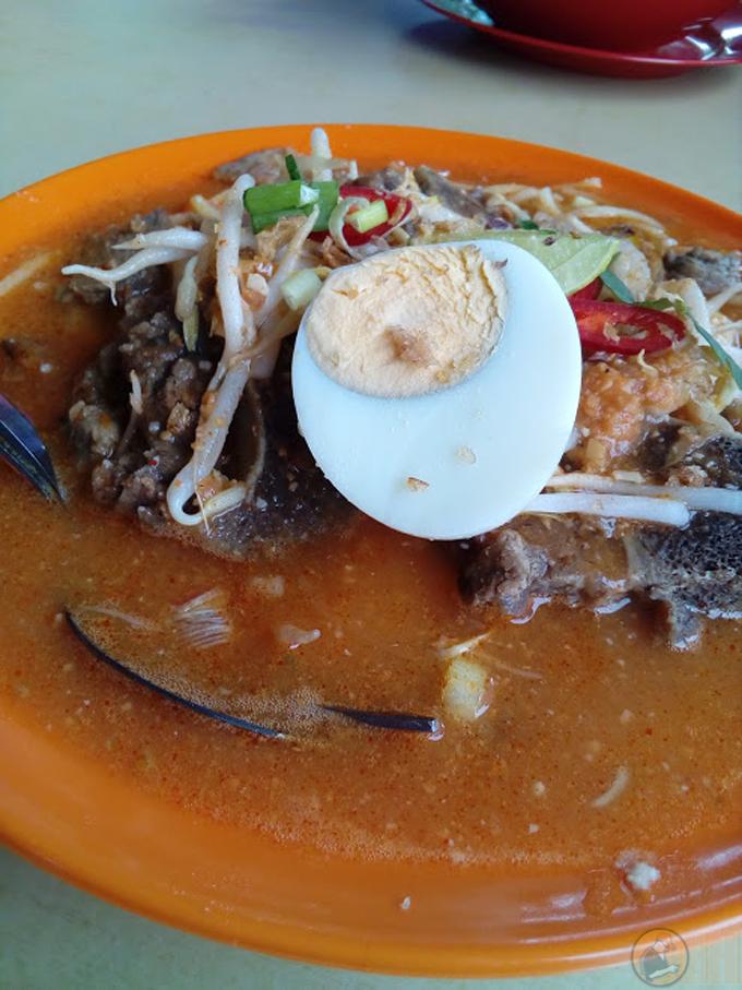 Mee Rebus Warung D'Bukit, Changkat Ibol, Taiping