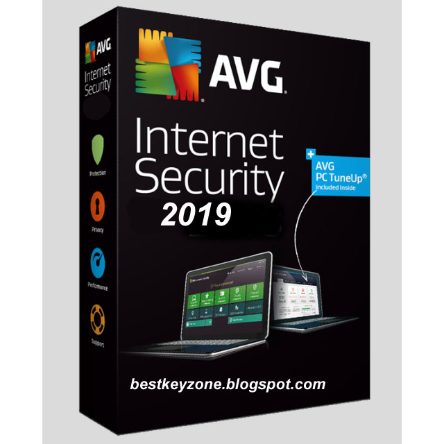 AVG Internet Security 2019 Serial Key Free Download With 1