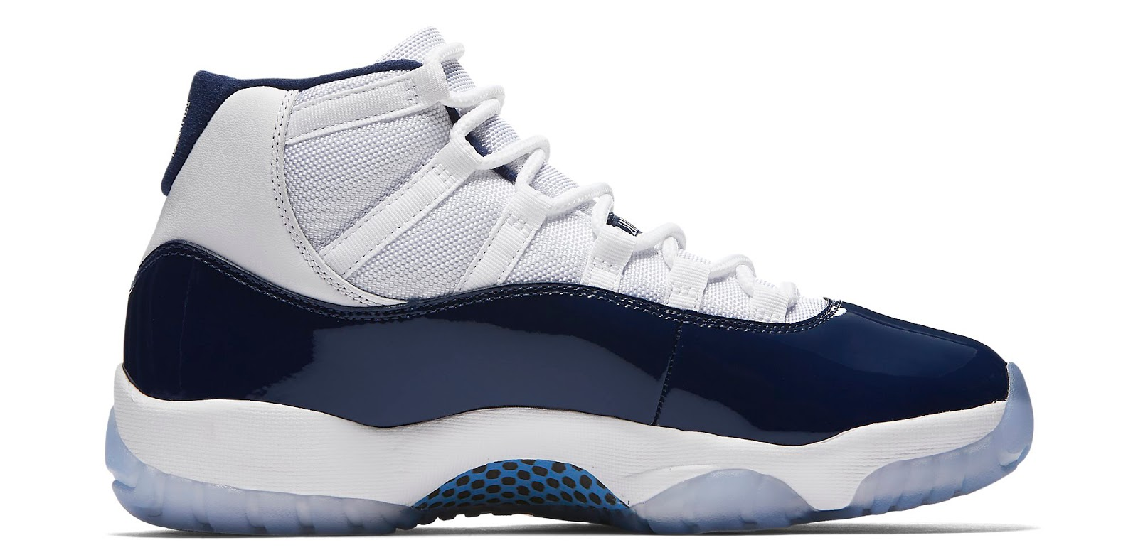 reputable site 8d41b 1df65 official air jordan 11 retro carolina blå ccad7 36734