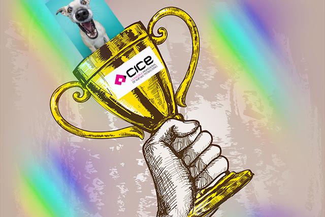 Concurso de seo de Cice sobre el perro arcoíris