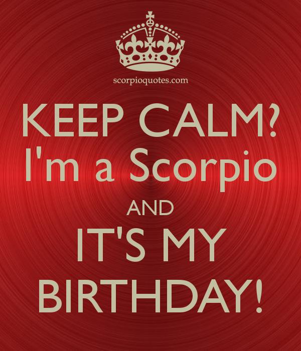 16 Scorpio Season Meme