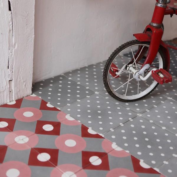 la pivoine gourmande les carreaux de ciment de petit pan. Black Bedroom Furniture Sets. Home Design Ideas