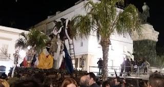 Descendimiento de Cádiz estará presente en los acoplamientos del Viernes Santo