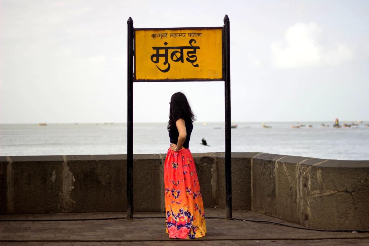 Vegan Fashion - Floral for Fall - Best Fashion Blogger in India - Style Destino Mumbai Fashion Guide