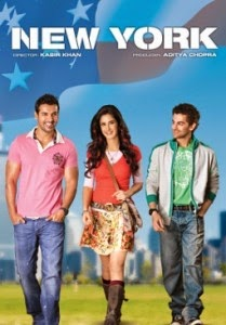 New York (2009) Movie Poster