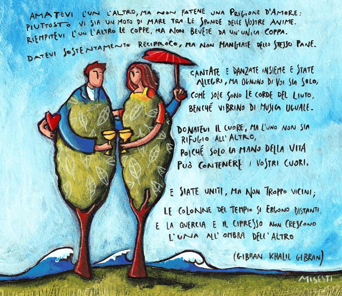 Poesie Sul Matrimonio Kahlil Gibran The Prophet Auguri Matrimonio