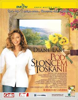 """Recenzja filmu """"Pod słońcem Toskanii"""" [2003]"""