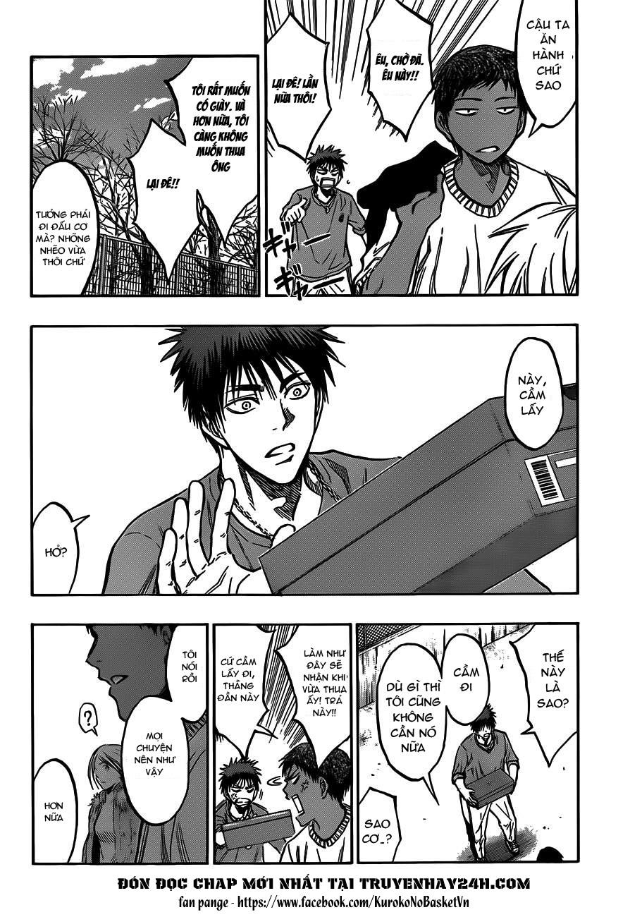 Kuroko No Basket chap 174 trang 14