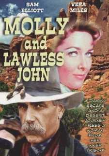 MOLLY AND LAWLESS JOHN - JOHN O FORA DA LEI - DUBLADO - 1972