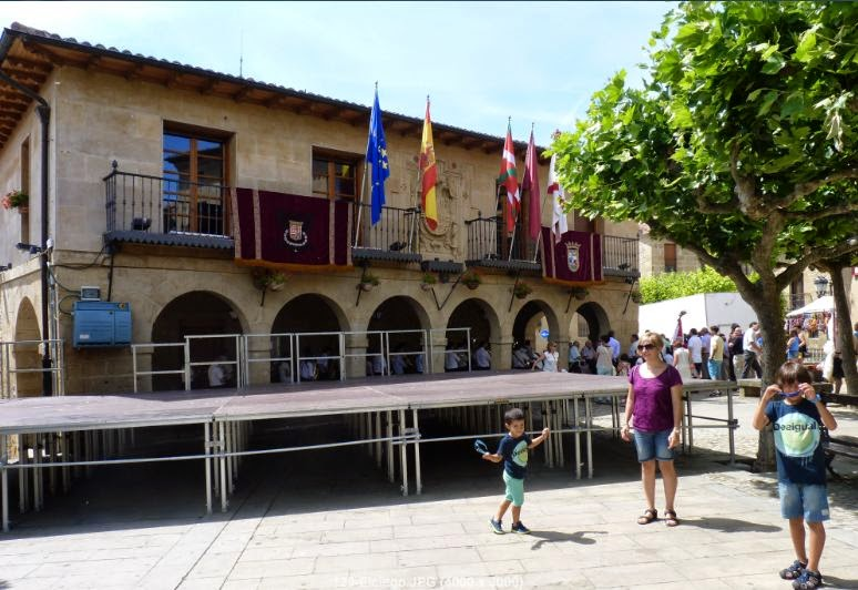 Ayuntamiento de Elciego.