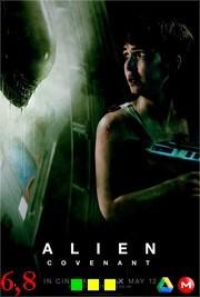 Alien Covenant Legendado – HDRip