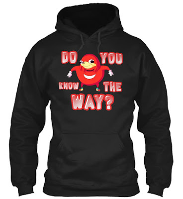 Do You Know The Way Meme T Shirt and Hoodie