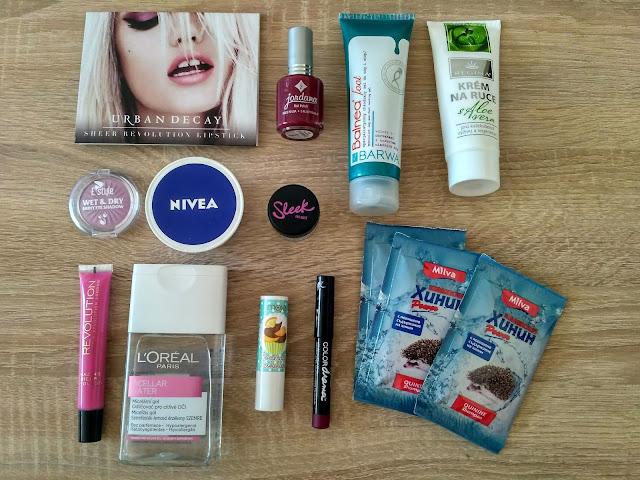 súťažte o balíčky kozmetiky