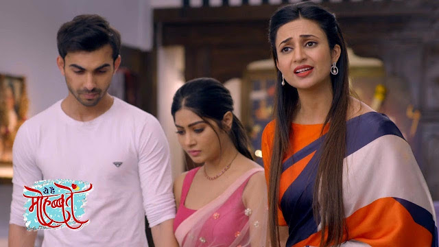 Ishita and Aliya's big clash, Aliya leaves Bhalla house with Yug in Yeh Hai Mohabbatein