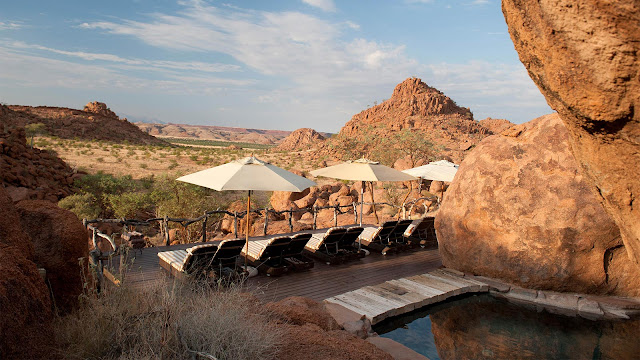 Mowani Camp Damaraland, Namibia