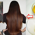 3 Magic Ingredients: Natural Homemade Recipe For Fastest Hair Growth!