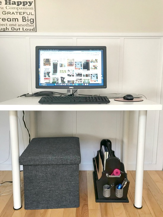 Small Space saving Portable Home Office
