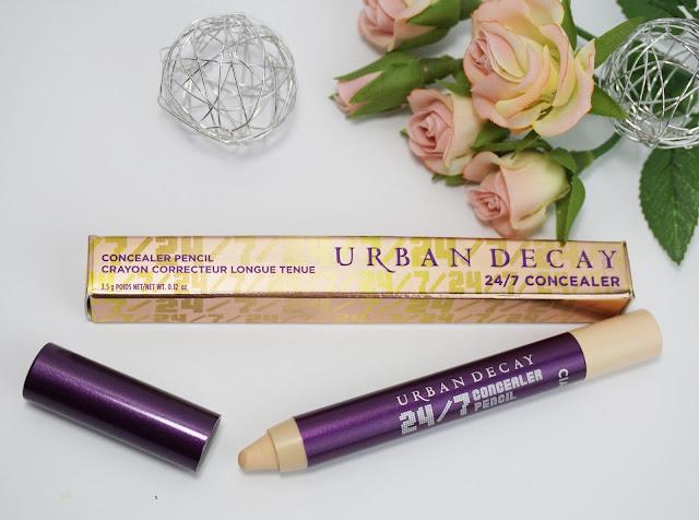 Urban Decay - 24/7 Concealer (CIA) - hält den ganzen Tag!