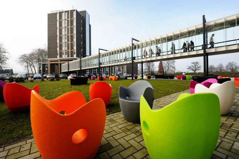 Đại học Khoa học Ứng dụng Fontys khu học xá Venlo