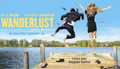 Filmen Wanderlust - Förvänta dig ett gott skratt!