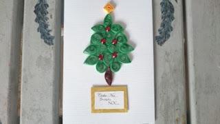 kartka świąteczna kartka