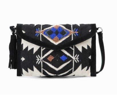Mango Ethnic Bead Bag