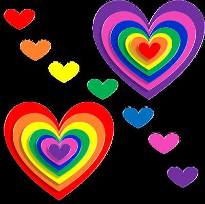 Fondos de pantalla de corazones gratis