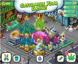 Wiz Khalifa's Weed Farm Mod Apk Unlimited Money For on Android