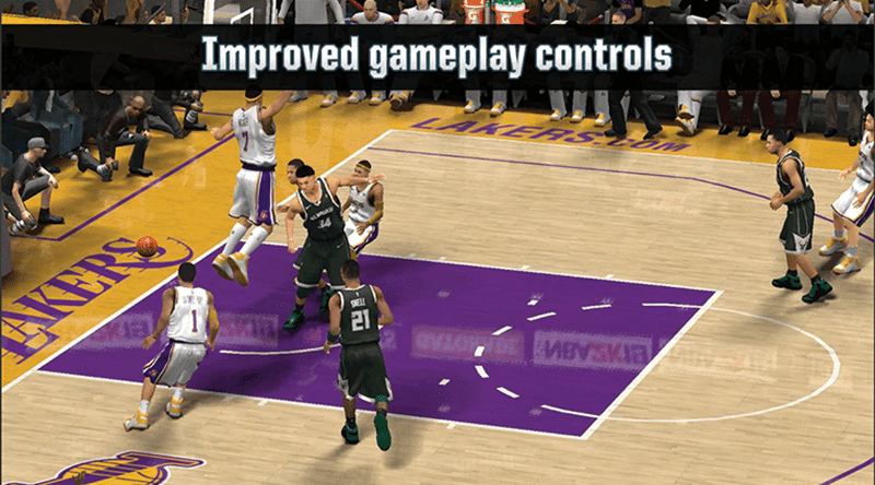 It also has improved controls for smoother gameplay