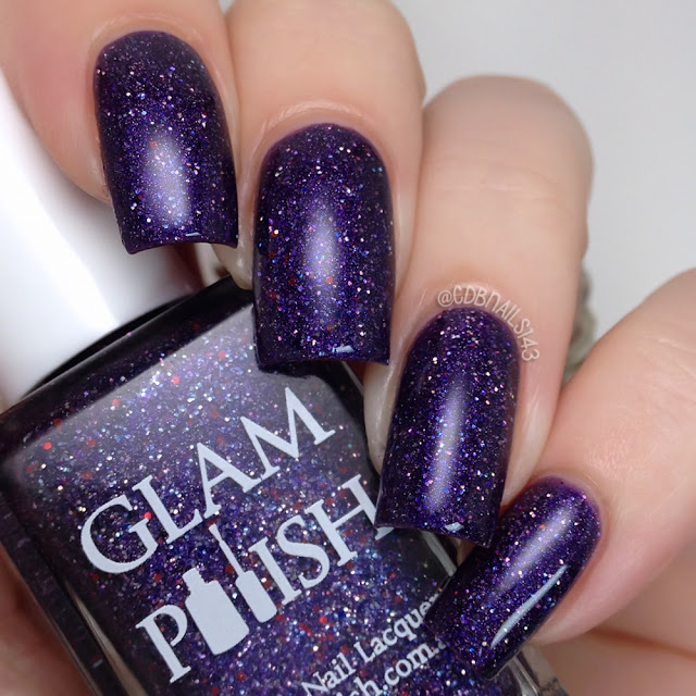 Glam Polish-Be Afraid Be Very Afraid