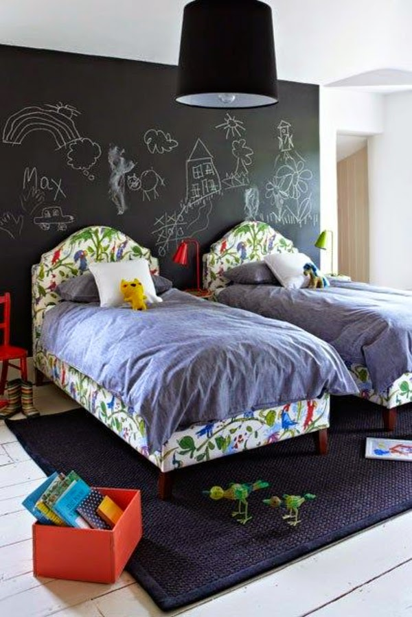 Ideas para decorar dormitorios infantiles colores en casa - Dormitorio infantil original ...