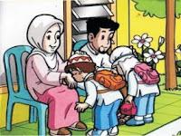 Materi Pildacil : Berbakti kepada Kedua Orangtua