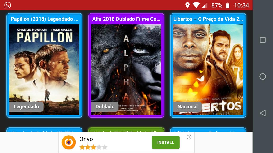 MEGA FILMES ONLINE HD ANDROID APK