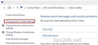 không tắt được maintenance, maintenance in progress windows 8 là gì