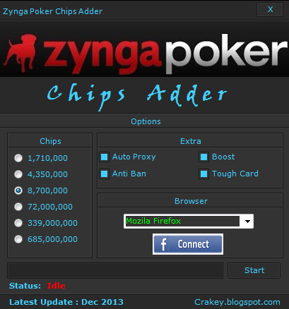 Trick to Get More Chips Easy with Chips Adder