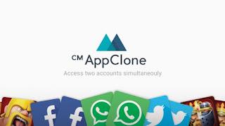 bagaimana cara kloning aplikasi android