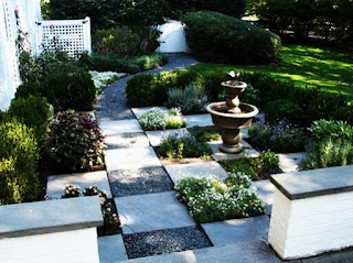 Park Styling tricks on Dream Home page