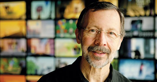 Ed Catmull to Retire From Pixar at the End of 2018 - Jim Morris to Continue Duties as President