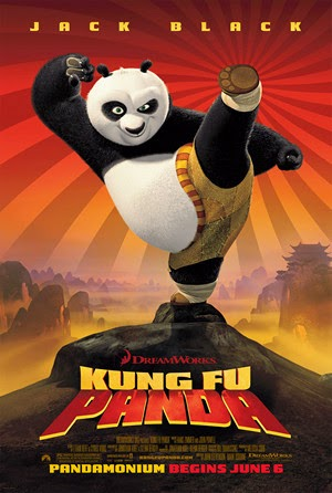 Kung Fu Panda 2008 animatedfilmreviews.filminspector.com