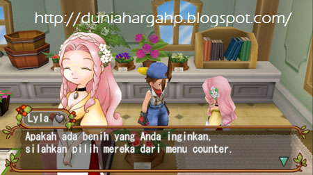 Harvest Moon Hero Of Leaf Valley ISO Bahasa Indonesia