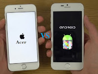 Cell phone Review - Acer Vs HTC Android