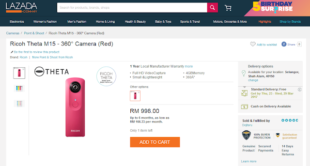 http://www.lazada.com.my/ricoh-theta-m15-360-camera-red-12475726.html