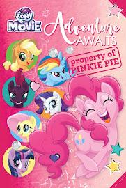 My Little Pony MLP The Movie: Adventure Awaits Books