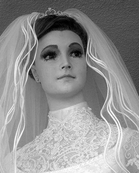 Misteri La Pascualita boneka manekin yang terbuat dari mayat seorang wanita