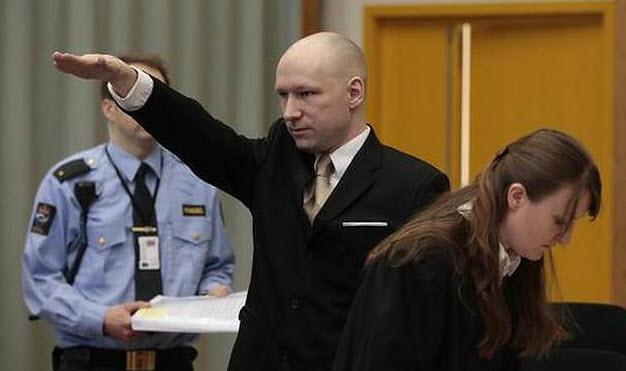 Anders Behring Breivik, Σκότωσε 77 ανθρώπους