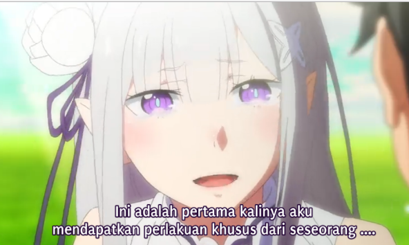 Download Anime Re:Zero kara Hajimeru Isekai Seikatsu Episode 25 Subtitle Indonesia Final