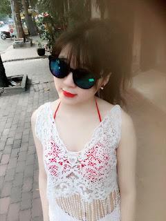 Gái xinh facebook Nguyễn Ngọc Phương Vy (Vy Tây)
