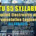 S5 Syllabus Applied Electronics and Instrumentation Engineering