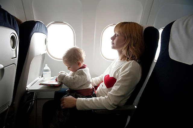 Preparações para o voo