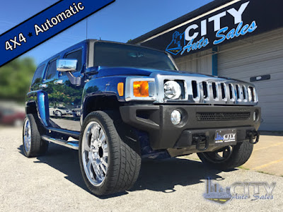 Used 2007 HUMMER H3 Luxury in Oklahoma City, OK 73122
